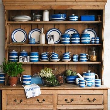 Coffee Storage Jar, 30oz/84cl, Blue