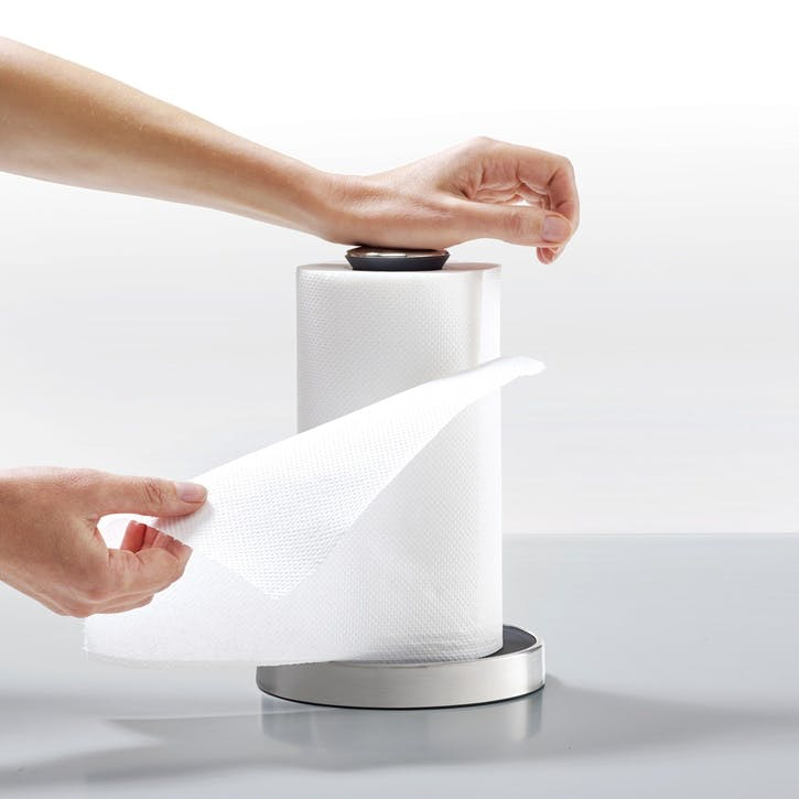 Push & Tear Kitchen Roll Holder