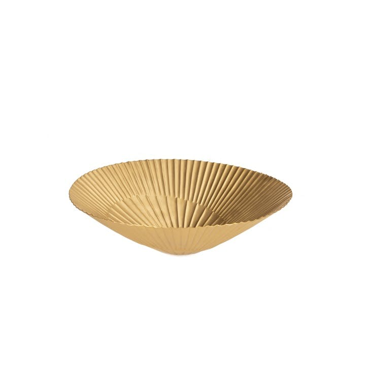 Ananda Brass Nested Bowls, Set of 3
