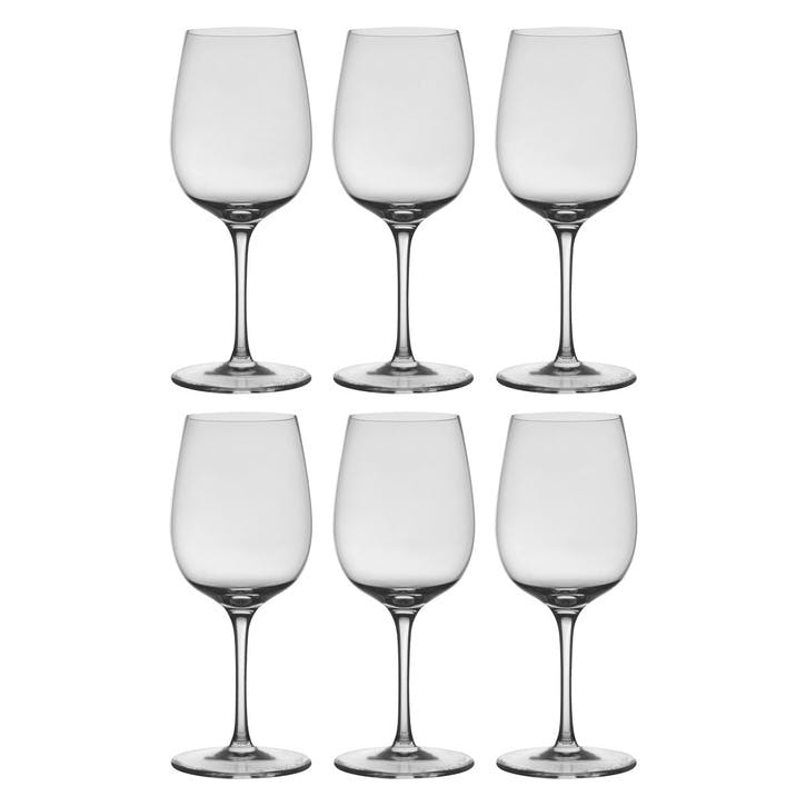 Vienna Red Wine Glass, Set of 6