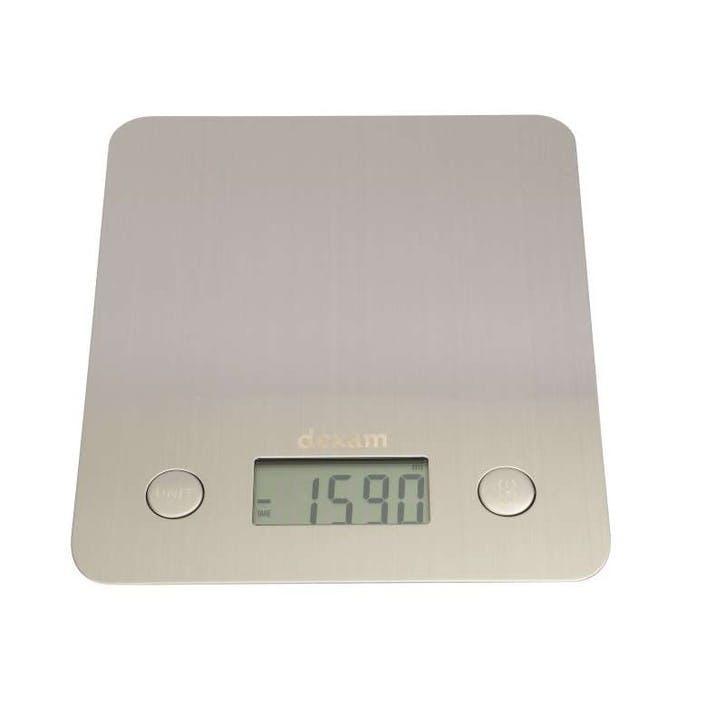 Stainless Steel Digital Kitchen Scales