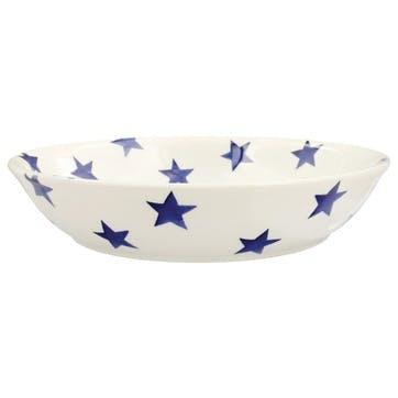 Blue Star Pasta Bowl, Medium