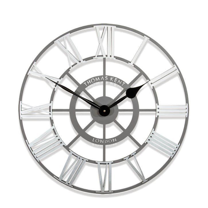 Evening Star Skeleton Clock, 61cm