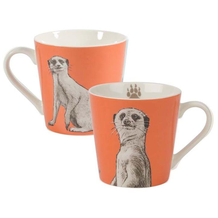 The Kingdom Bumble Meerkat Mug