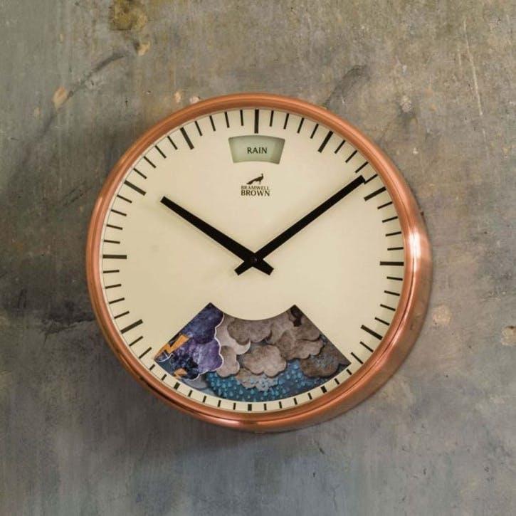 Weather Clock, Copper