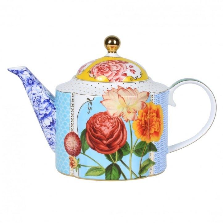 PiP Royal Floral Teapot