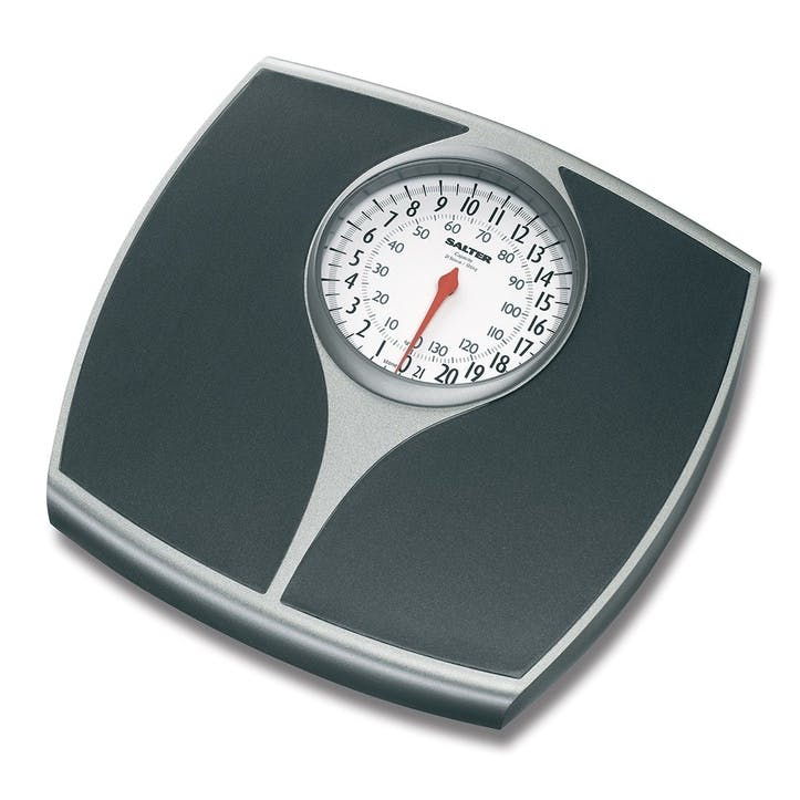 Speedo Mechanical Scales, Black & Silver