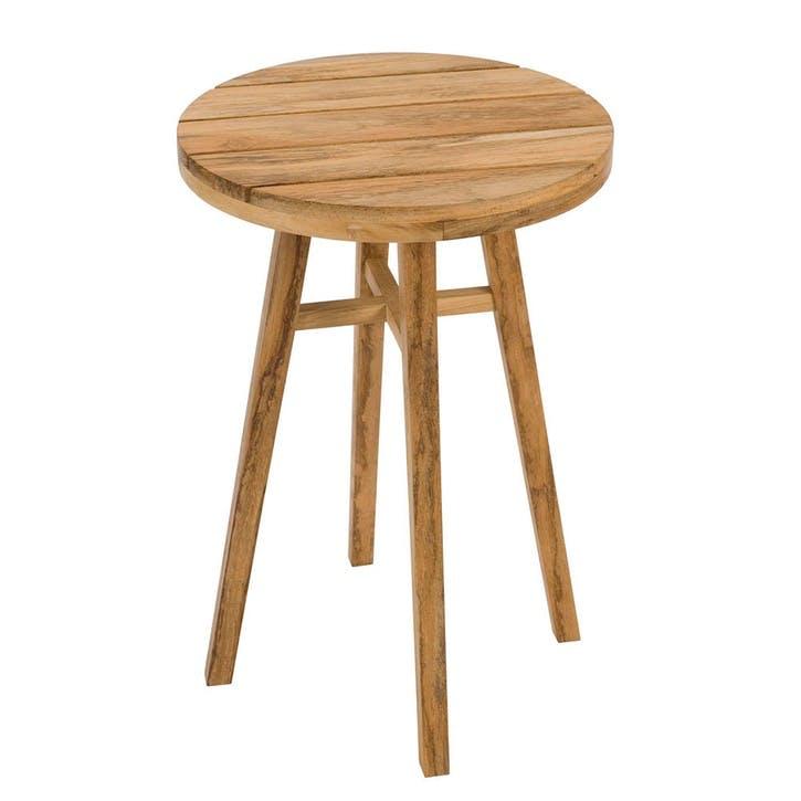 Kinsale Small Outdoor Table, Teak