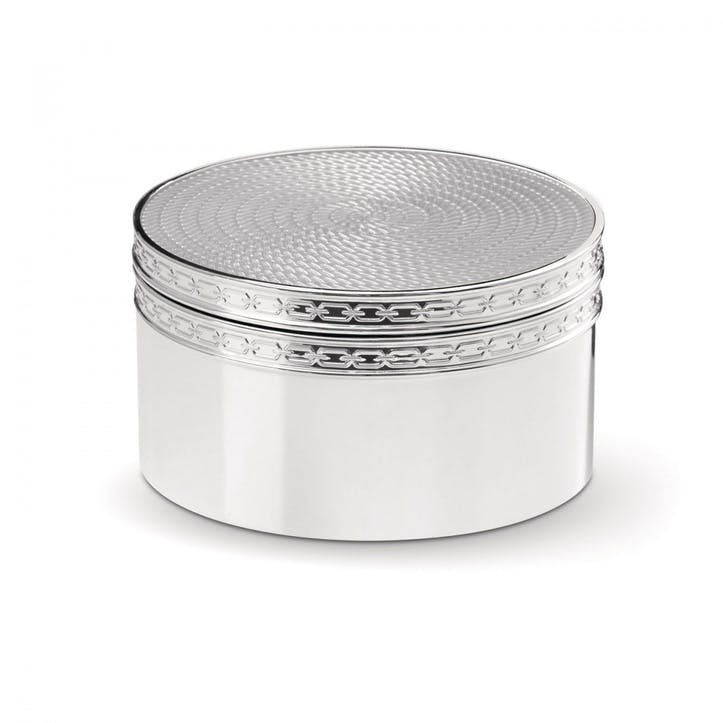 With Love Nouveau Silver Box