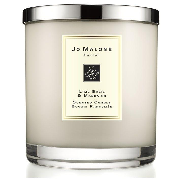 Luxury Candle, Lime Basil & Mandarin