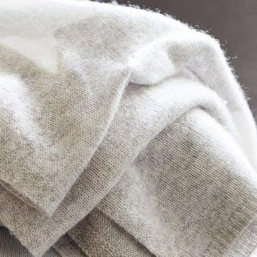 Star Cashmere Baby Blanket