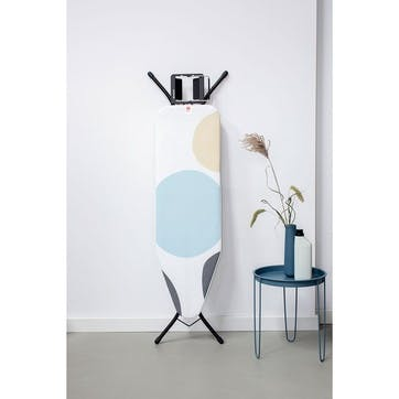 Ironing Board, 124x38cm, Spring Bubbles