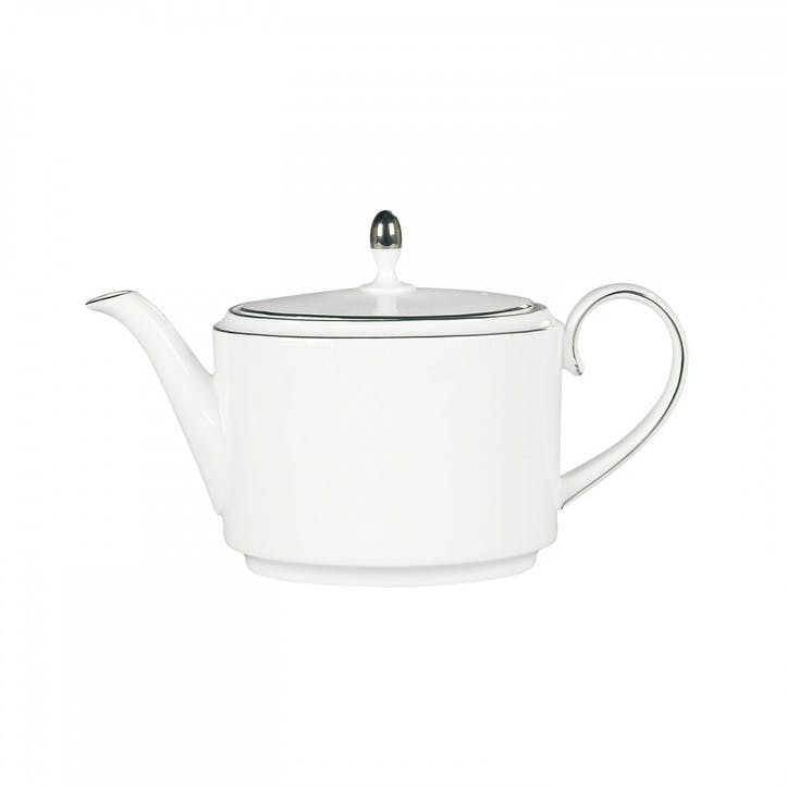 Blanc Sur Blanc Teapot