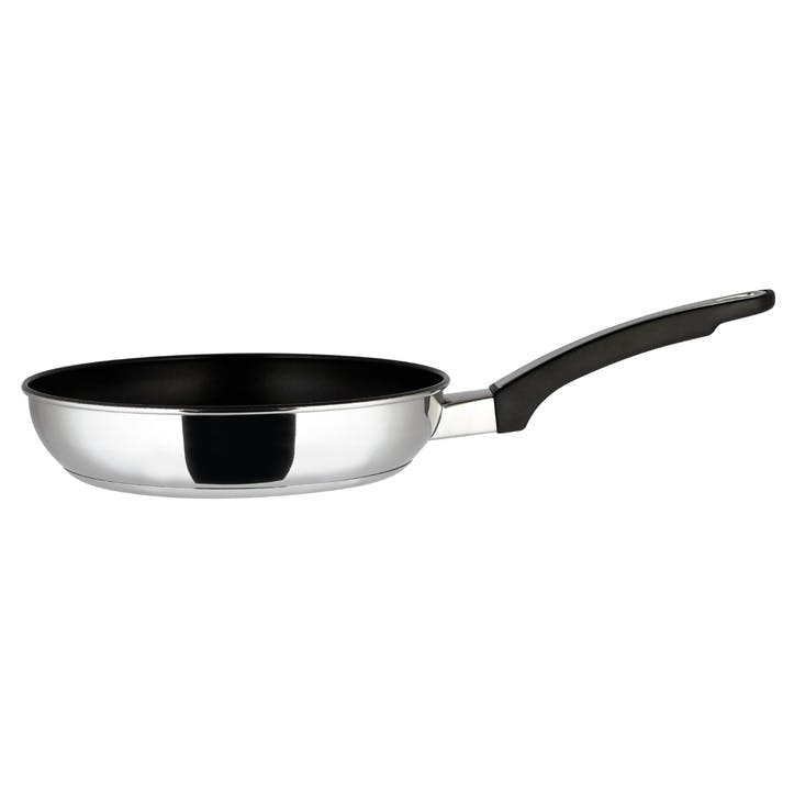 Everyday Stainless Steel Frying Pan, 28cm