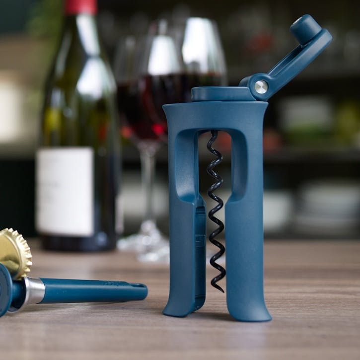 BarWise Easy Action Winding Corkscrew