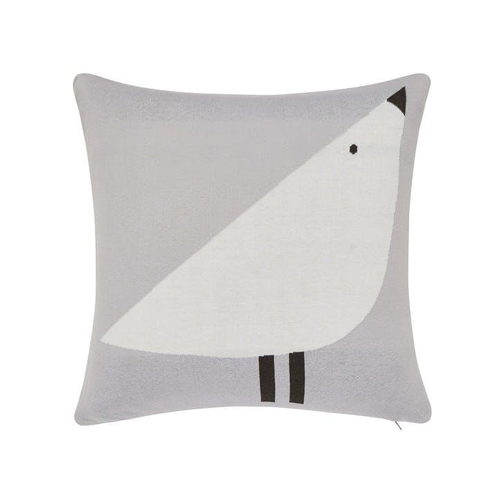 Nuevo Cushion 45 x 45cm Steel