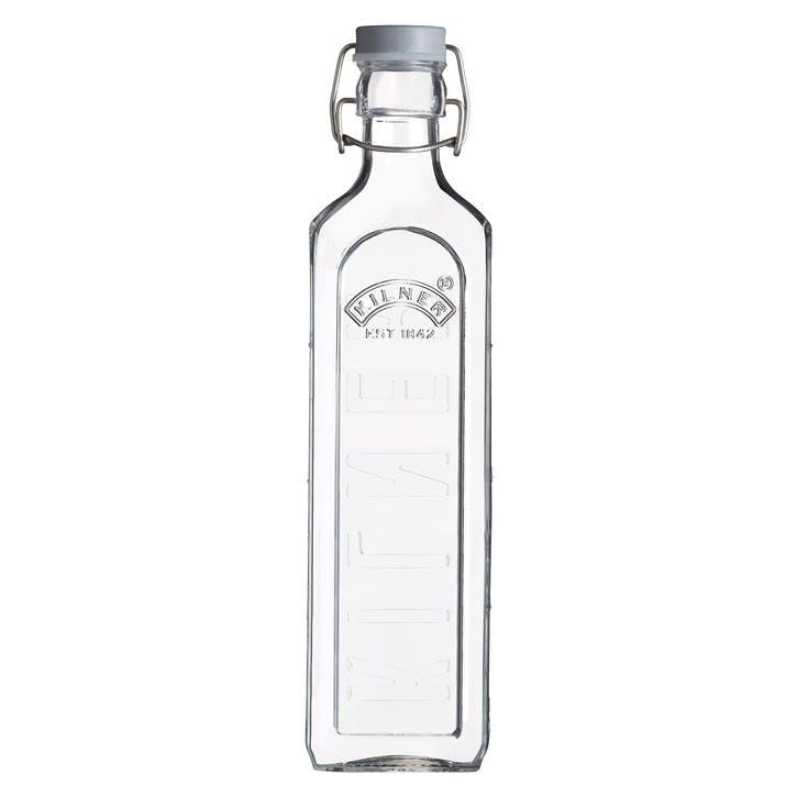 New Clip-Top Bottle, 1L