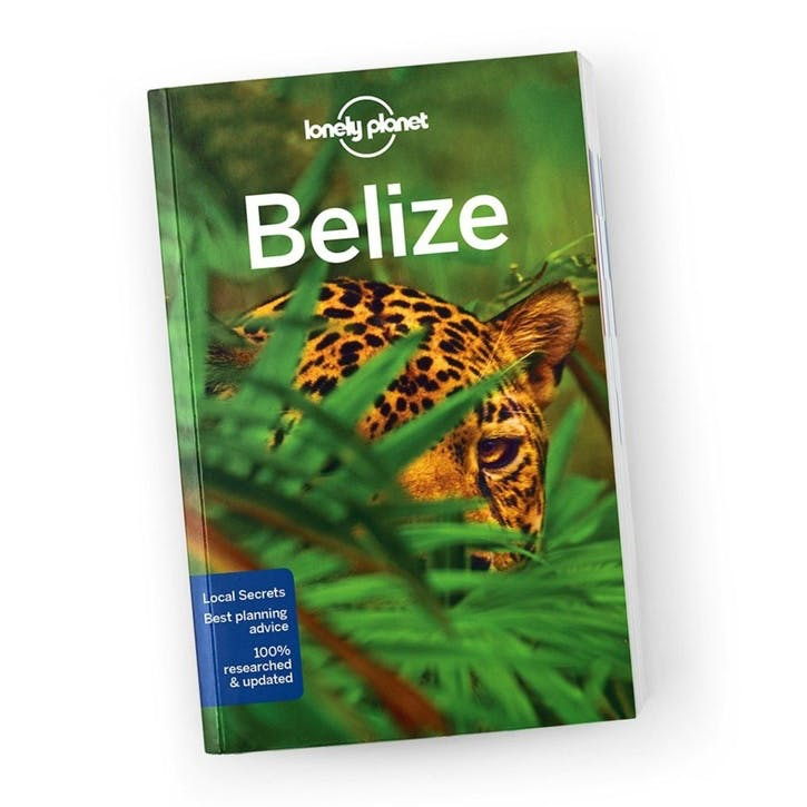 Lonely Planet Belize, Paperback