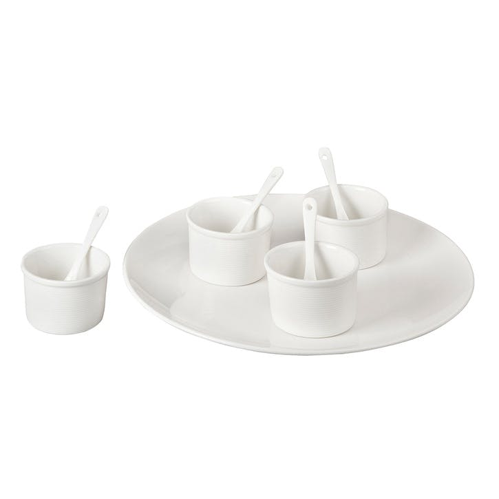 James Martin Gastro 9 Piece Serving Kit