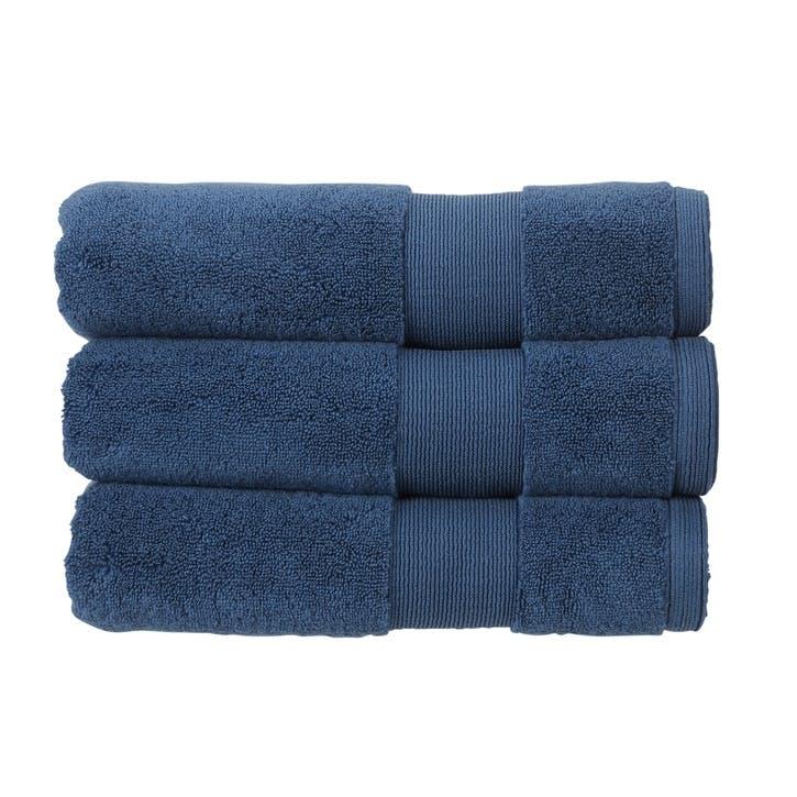 Kingsley Carnival Hand & Bath Towel Set, Sapphire
