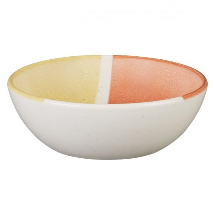 Clara Cereal Bowl, Orange