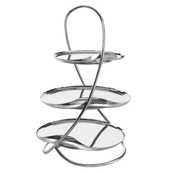 Drift Cake Stand Including Trays