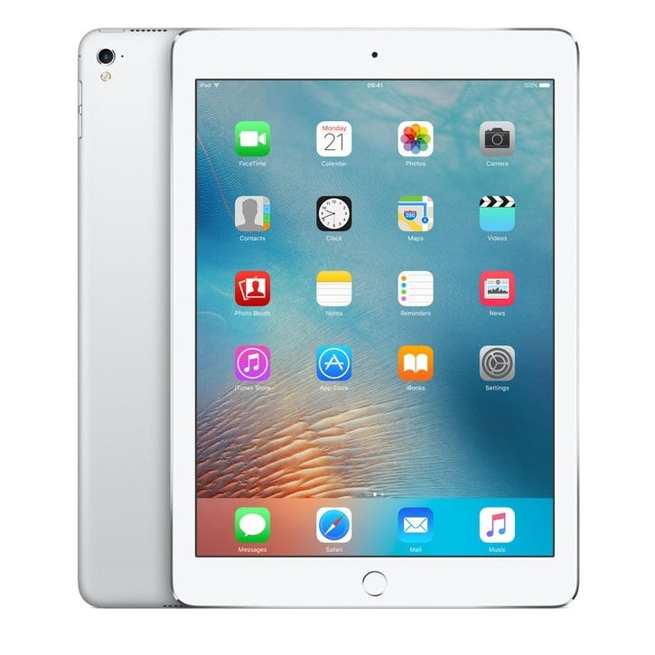 "iPad Pro 12.9"" - 256GB; Silver"