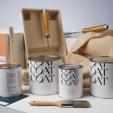 £100 Coat Paint Room Package Voucher