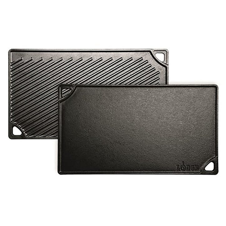 Reversible griddle, 42.5 x 24cm