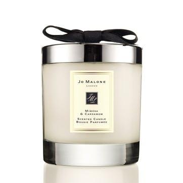 Home Candle, Mimosa & Cardamom