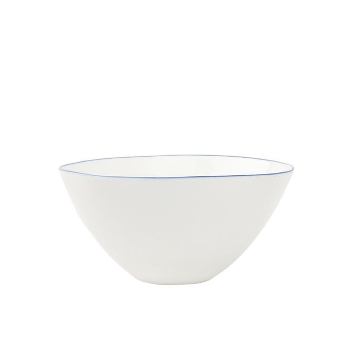 Abbesses Cereal Bowl, Blue
