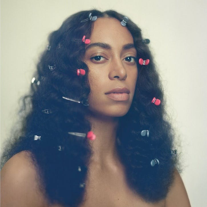 "Solange, A Seat At The Table 12"" Vinyl"