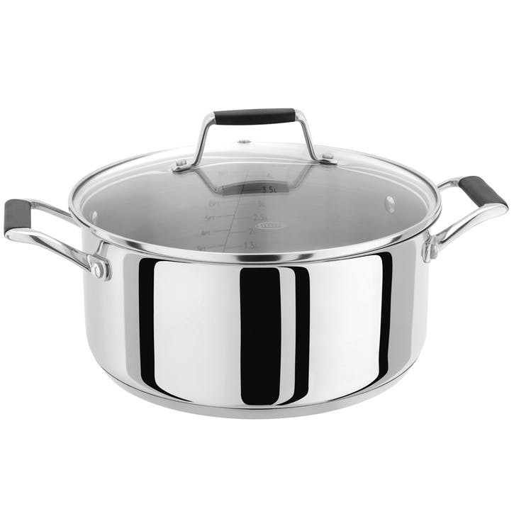 Induction Casserole Pan, 24cm
