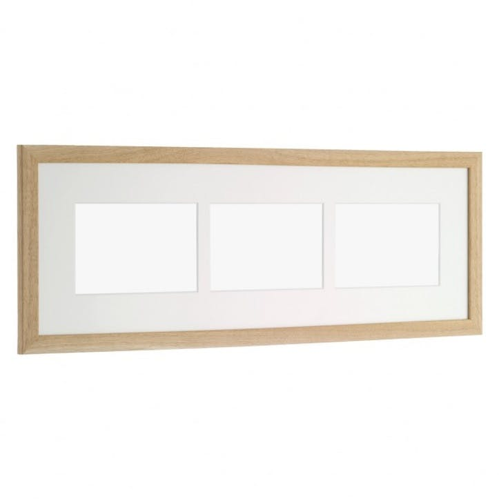 "Ontario 19 x 57cm/7.5 x 22.5"" Oak Picture Frame"
