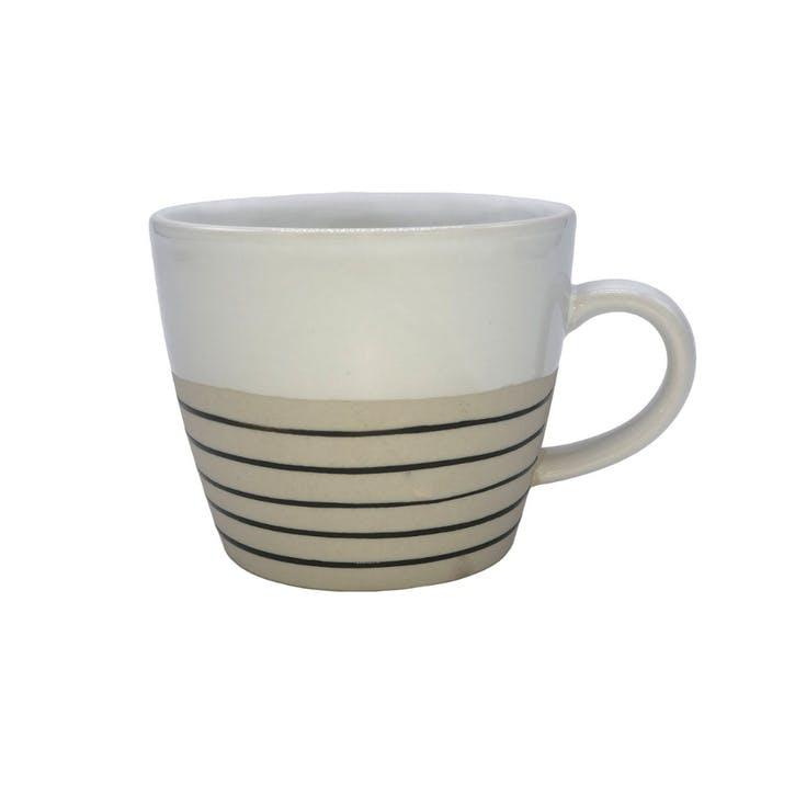 Clef Mug, Set of 4