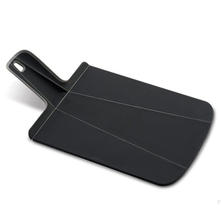 Chop2Pot Folding Chopping Board, Small,  Black