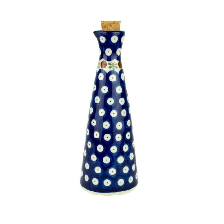 Blue Eyes Olive Oil Bottle