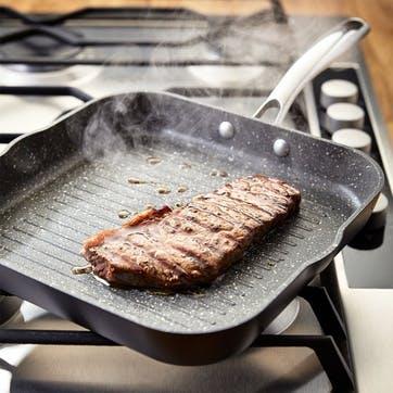 Rocktanium Non-Stick Grill Pan