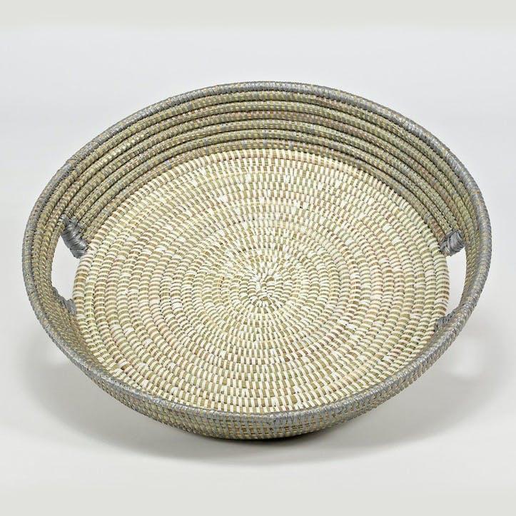 Handwoven Tray, Medium