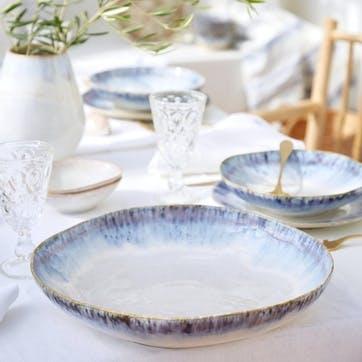 Brisa Blue Serving Bowl