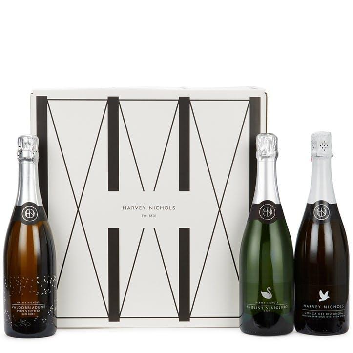 Move Over Champagne Trio