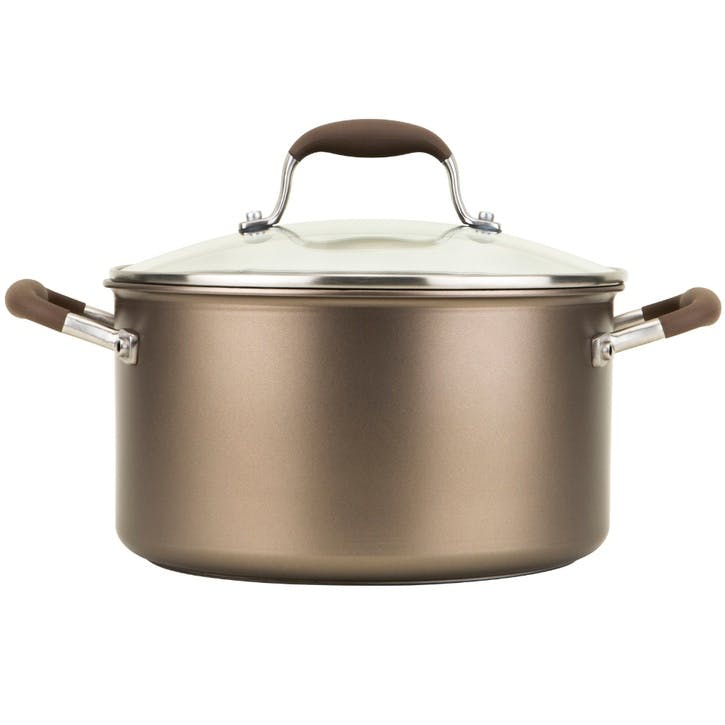 Advanced+ Umber Stockpot - 24cm