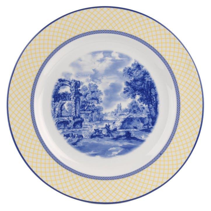 Giallo Round Platter