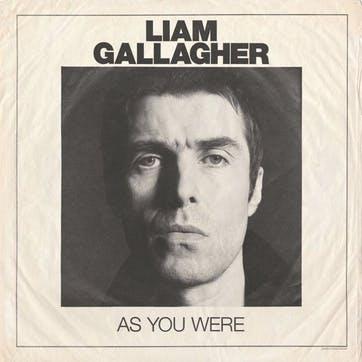 "Liam Gallagher, As You Were 12"" Vinyl"