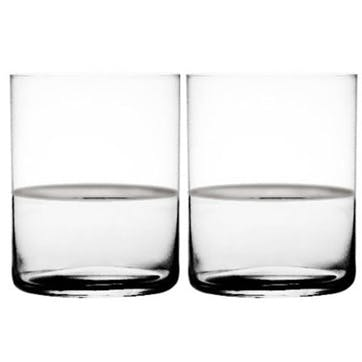 H20 Water Glass, Set of 2