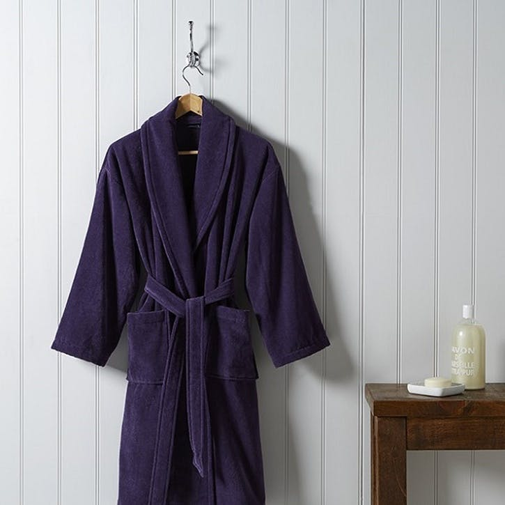 Supreme Supima Hygro Thistle Bath Robe, Medium