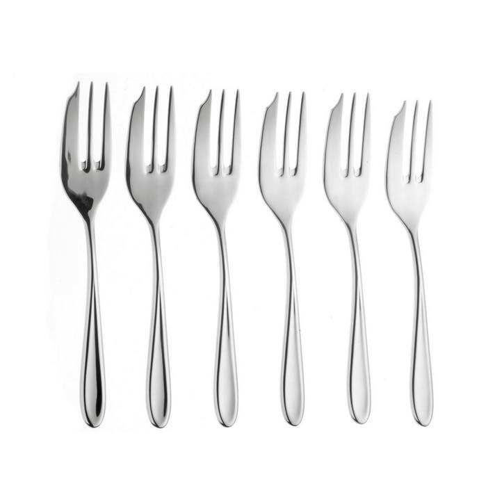 Sophie Conran Rivelin Set of 6 Pastry Forks