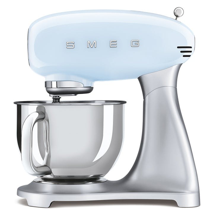 50's Style Stand Mixer, Pastel Blue