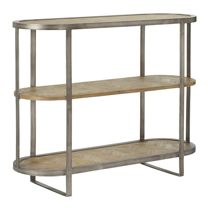 Manette Three-Tiered Shelving Unit