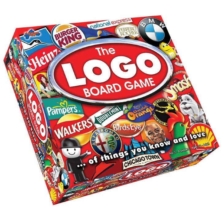 The Logo Board Game (UK Edition)